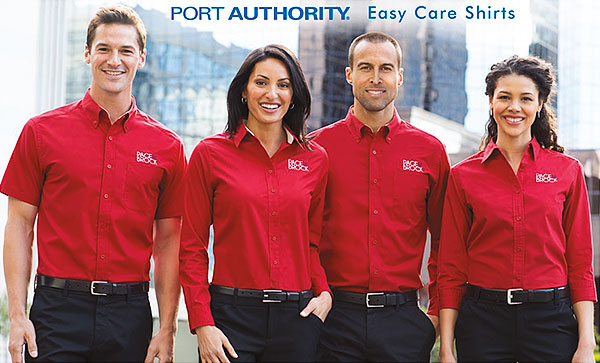 Port Authority Easy Care Shirts